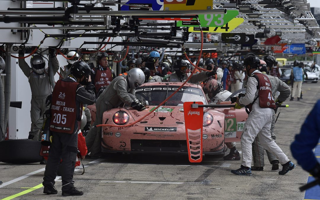 Porsche controlling GTE in Le Mans' first six hours