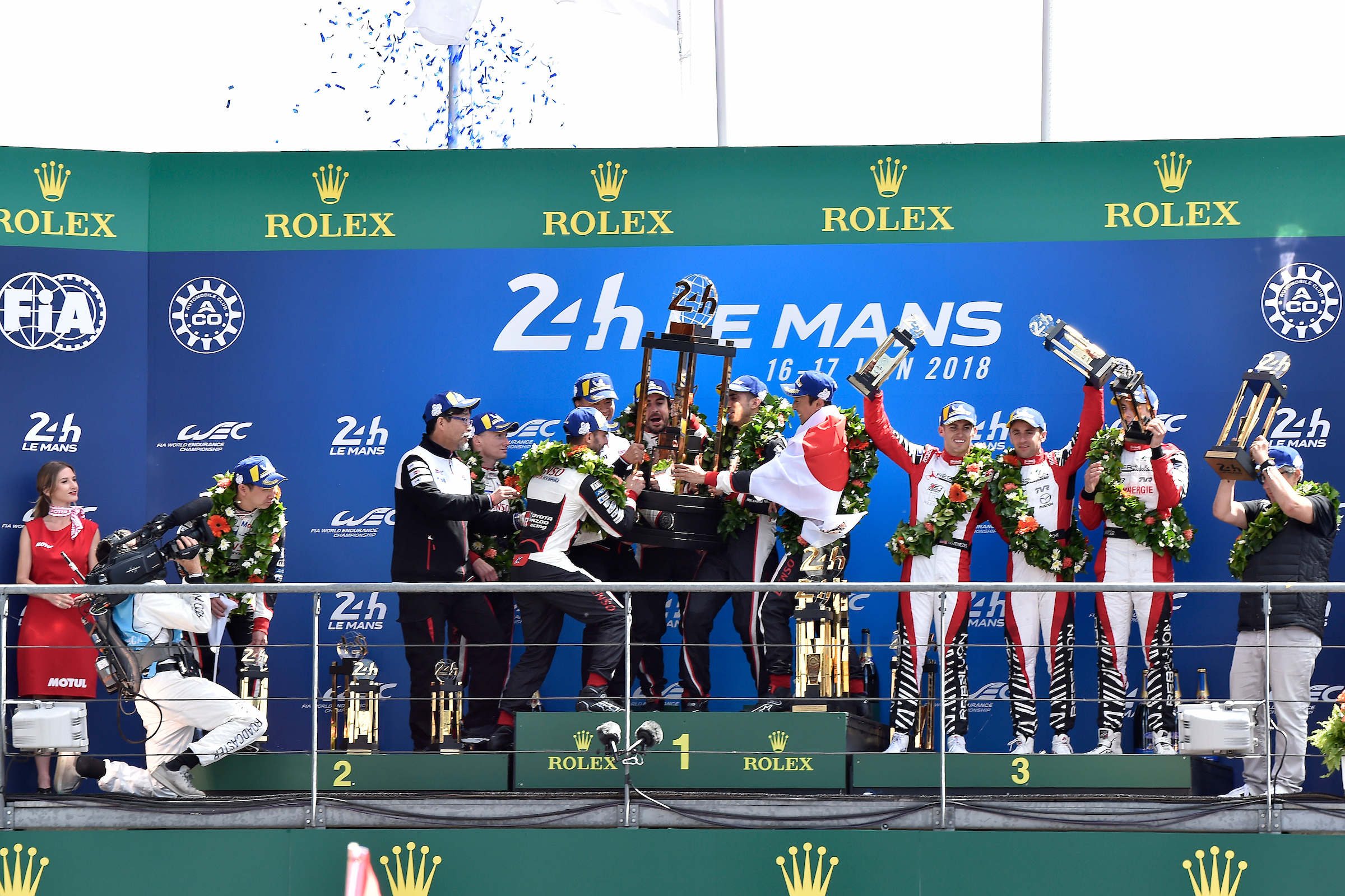 Video: Le Mans Race Recap