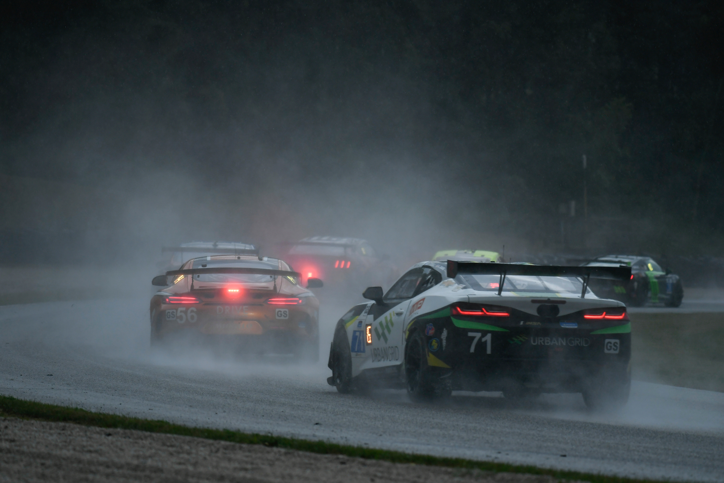 Inside MICHELIN Pilot Challenge's wet, wild, Road America race