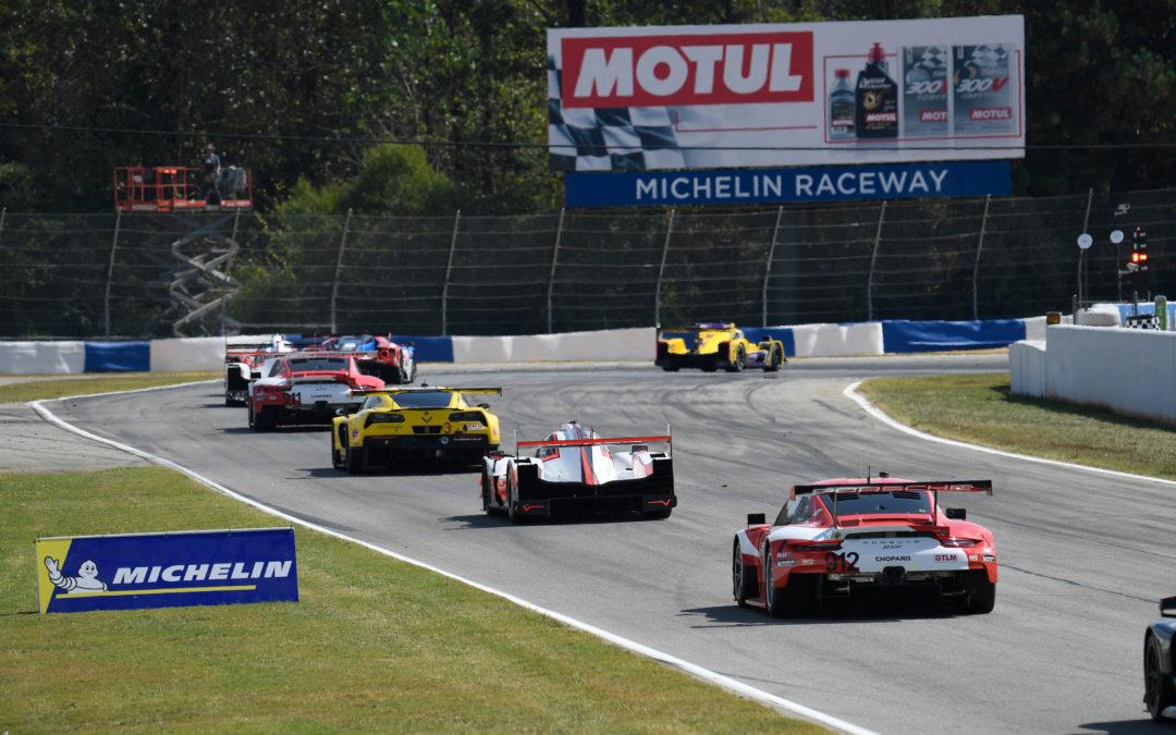 TireRack.com six-hour race part of new IMSA Michelin Endurance Challenge weekend
