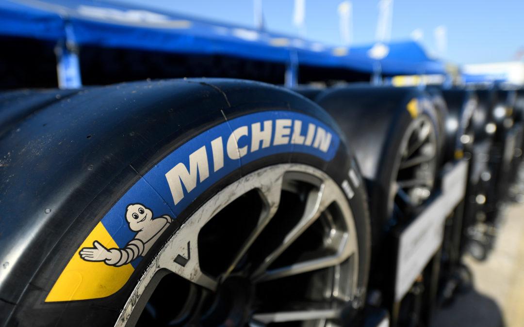 Michelin Tire Tech Tip Minutes: Daytona and Sebring