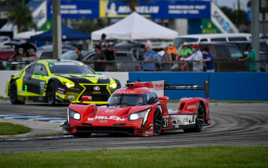 Michelin Shines in Sebring July Race