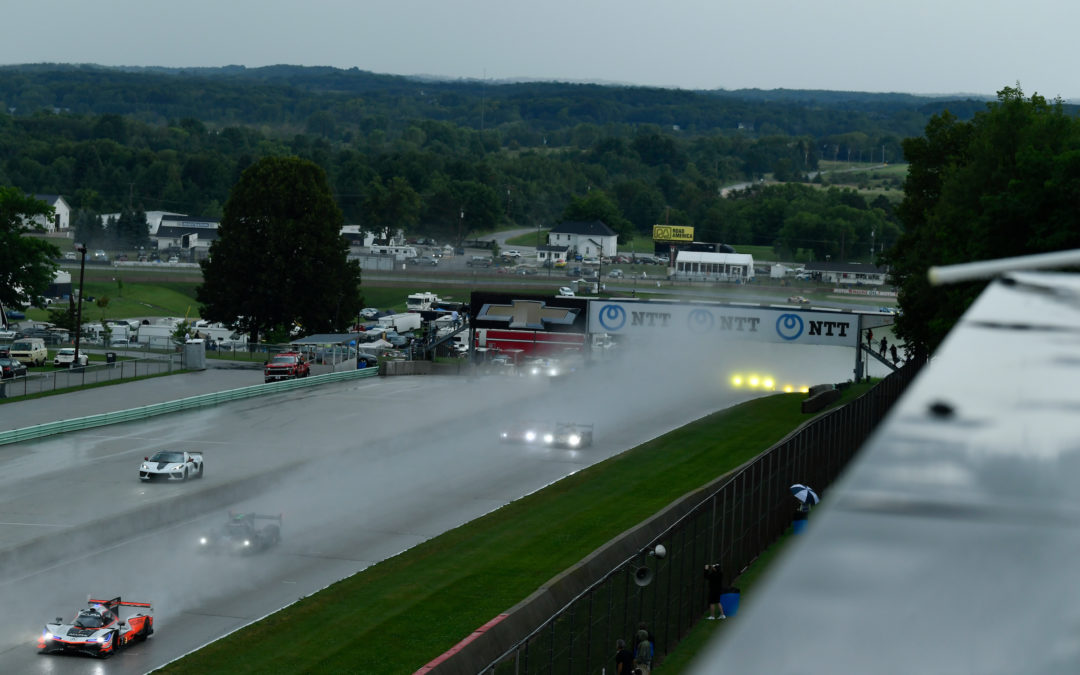 Michelin Performs in Road America Extremes