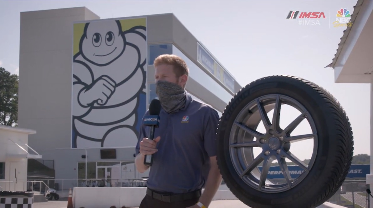 Video: Michelin Tech Tip Minute, Michelin Endurance Challenge