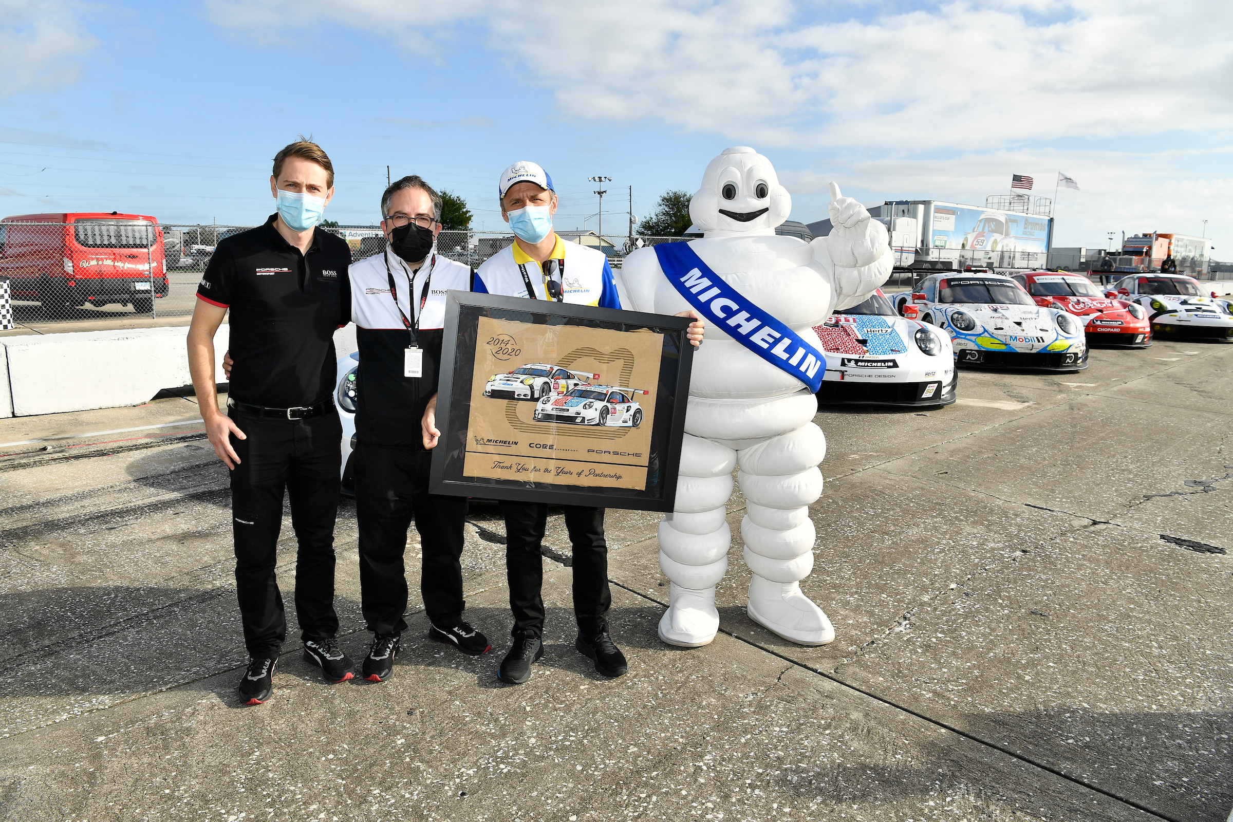 Video: Michelin Reflects on Porsche GTLM Program