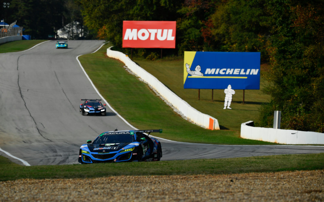Michelin Raceway, VIR 2021 IMSA dates shift